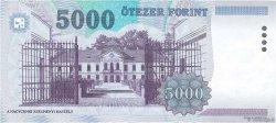 5000 Forint HONGRIE  2005 P.191a NEUF