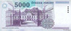 5000 Forint HONGRIE  2006 P.191b NEUF