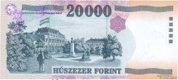 20000 Forint HONGRIE  2004 P.193a NEUF