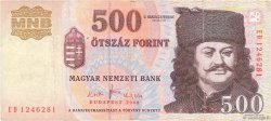 500 Forint HONGRIE  2008 P.188f TB