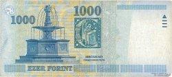 1000 Forint HONGRIE  2007 P.195c TB