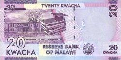 20 Kwacha MALAWI  2016 P.63c NEUF