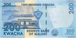 200 Kwacha MALAWI  2016 P.60 NEUF