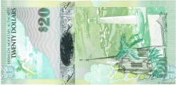 20 Dollars BERMUDES  2009 P.60a NEUF