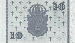 10 Kronor SUÈDE  1960 P.43h SPL