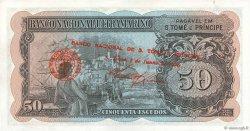 50 Escudos SAINT THOMAS et PRINCE  1976 P.045 pr.NEUF