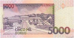 5000 Dobras SAINT THOMAS et PRINCE  1996 P.065a NEUF