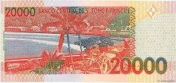 20000 Dobras SAINT THOMAS et PRINCE  1996 P.067b NEUF