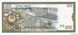 500 Pounds SYRIE  1998 P.110b SPL
