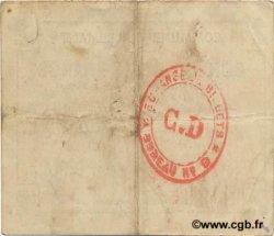 2 Francs FRANCE régionalisme et divers ALLEMANT 1915 JP.02-0020 TTB