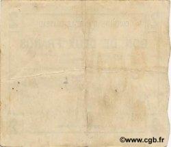 2 Francs FRANCE régionalisme et divers  1915 JP.02-0030 TTB+