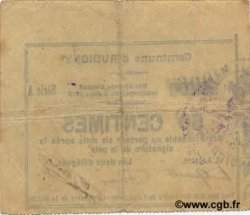 50 Centimes FRANCE régionalisme et divers  1915 JP.02-0088 TTB