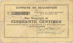 50 Centimes FRANCE régionalisme et divers  1914 JP.02-0137 TB à TTB