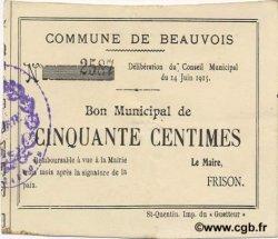 50 Centimes FRANCE régionalisme et divers  1915 JP.02-0160 SPL