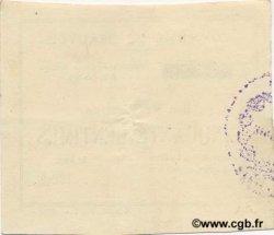 50 Centimes FRANCE régionalisme et divers BEAUVOIS 1915 JP.02-0160 SPL