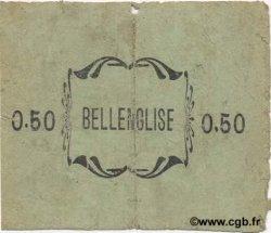50 Centimes FRANCE régionalisme et divers  1915 JP.02-0176 TB