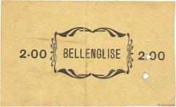 2 Francs FRANCE régionalisme et divers BELLENGLISE 1915 JP.02-0182 TTB