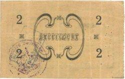 2 Francs FRANCE régionalisme et divers BELLICOURT 1915 JP.02-0198 TB+