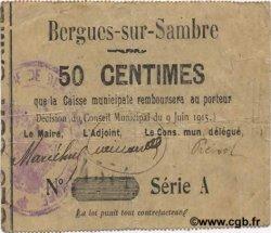 50 Centimes FRANCE régionalisme et divers  1915 JP.02-0209 TTB