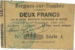 2 Francs FRANCE régionalisme et divers  1915 JP.02-0211 TTB