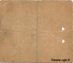 4 Francs FRANCE régionalisme et divers BOHAIN 1915 JP.02-0254 TTB