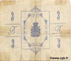 3 Francs FRANCE régionalisme et divers BOHAIN 1915 JP.02-0262 TB