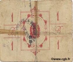 1 Franc FRANCE régionalisme et divers BOHAIN 1915 JP.02-0264 TB