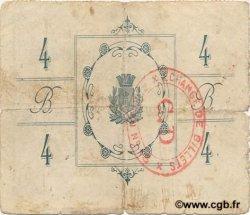 4 Francs FRANCE régionalisme et divers  1915 JP.02-0269 TTB