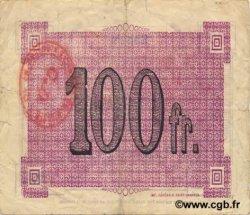 100 Francs FRANCE régionalisme et divers BOHAIN 1916 JP.02-0284.SQG TTB