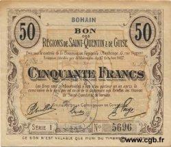 50 Francs FRANCE régionalisme et divers  1917 JP.02-0286.SQG SUP