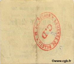 2 Francs FRANCE régionalisme et divers BRAY-ST-CHRISTOPHE 1915 JP.02-0367 TTB