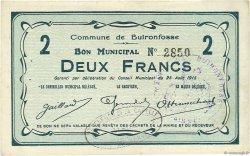 2 Francs FRANCE régionalisme et divers  1915 JP.02-0382 TTB+