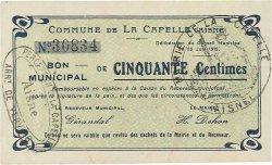 50 Centimes FRANCE régionalisme et divers  1915 JP.02-0397 SPL