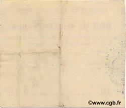 2 Francs FRANCE régionalisme et divers CRECY SUR SERRE 1915 JP.02-0534 TTB