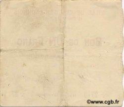 1 Franc FRANCE régionalisme et divers  1915 JP.02-0547 TTB+