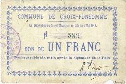 1 Franc FRANCE régionalisme et divers  1915 JP.02-0558 TB