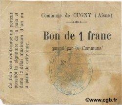 1 Franc FRANCE régionalisme et divers  1916 JP.02-0577 TB