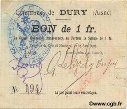1 Franc FRANCE régionalisme et divers  1915 JP.02-0607 TTB