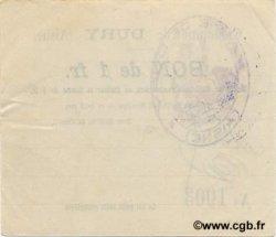 1 Franc FRANCE régionalisme et divers  1915 JP.02-0614 SPL