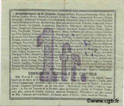 1 Franc FRANCE régionalisme et divers ESSIGNY LE GRAND 1916 JP.02-0679.SQG TTB