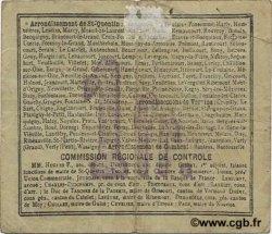 1 Franc FRANCE régionalisme et divers ESTREES 1916 JP.02-0700.SQG TB