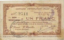 1 Franc FRANCE régionalisme et divers  1915 JP.02-0740 TTB