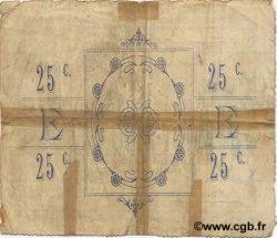 25 Centimes FRANCE régionalisme et divers ETREUX 1915 JP.02-0765 TB