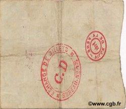 2 Francs FRANCE régionalisme et divers FERE (LA) 1914 JP.02-0785 TTB