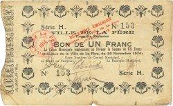 1 Franc FRANCE régionalisme et divers  1914 JP.02-0790 TB