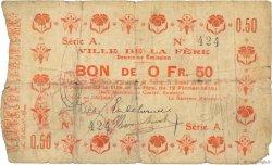 50 Centimes FRANCE régionalisme et divers  1915 JP.02-0792 B+