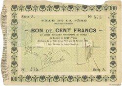 100 Francs FRANCE régionalisme et divers  1915 JP.02-0798 TTB
