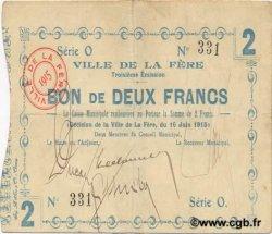 2 Francs FRANCE régionalisme et divers  1915 JP.02-0801 TB+