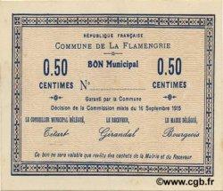 50 Centimes FRANCE régionalisme et divers FLAMENGRIE (LA) 1915 JP.02-0844 pr.NEUF