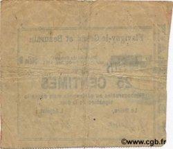 25 Centimes FRANCE régionalisme et divers FLAVIGNY LE GRAND ET BEAURAIN 1914 JP.02-0860 TB